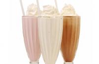 Безалкогольный коктейль Молочно-карамельный